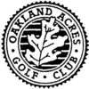 Oakland Acres Golf Club - Public Logo
