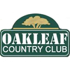 Oak Leaf Country Club Logo