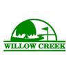 Blue at Willow Creek Golf Course - Public Logo