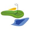 Lake Barton Golf Course - Semi-Private Logo