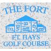Fort Hays Municipal Golf Course - Public Logo