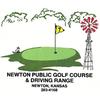 Newton Public Golf Course & Driving Range - Public Logo