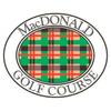 MacDonald Golf Course - Public Logo