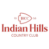 Indian Hills Country Club - Private Logo