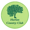 Harlan Country Club Logo