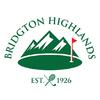 Bridgton Highlands Country Club - Semi-Private Logo