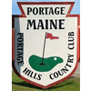 Portage Hills Country Club - Public Logo
