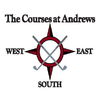 West at Andrews AFB Golf Course - Military Logo
