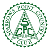 Eighteen Hole at Sparrows Point Country Club - Private Logo