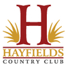 Hayfields Country Club - Private Logo