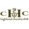Highland Country Club - Private Logo