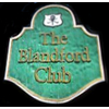 Blandford Club, The - Private Logo