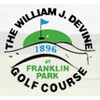 William J. Devine Franklin Park Golf Course - Public Logo
