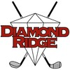 Diamond Ridge Golf Course Logo