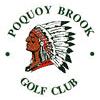 Poquoy Brook Golf Course - Public Logo