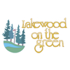 Lakewood on the Green Golf Course Logo