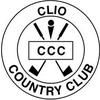 Clio Country Club - Private Logo