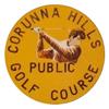Corunna Hills Golf Course - Public Logo