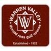 West at Warren Valley Golf Course - Public Logo
