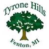 Tyrone Hills Golf Course - Public Logo
