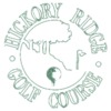 Red at Hickory Ridge Golf Course - Public Logo
