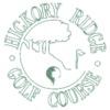 Blue at Hickory Ridge Golf Course - Public Logo