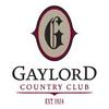 Gaylord Country Club Logo