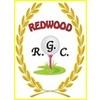 Redwood Golf Course Logo