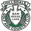 Hillsdale Golf & Country Club - Private Logo