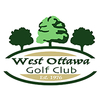 Blue/Red at West Ottawa Golf Club - Public Logo