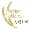 Executive at Heather Highlands Golf Club - Public Logo