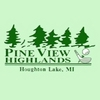 Pine View Highlands Golf Club - Public Logo