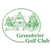 Greenbrier Golf Club - Public Logo