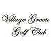 Village Green Golf Course - Public Logo