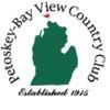 Petoskey Bay View Country Club - Private Logo