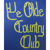 Ye Olde Country Club - Public Logo