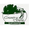Country Town Golf Course - Public Logo