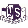 White/Gold at Yankee Springs Golf Course - Public Logo