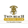 Twin Beach Country Club - Private Logo