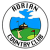 Adrian Golf Course - Semi-Private Logo