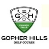 Gopher Hills Golf Course - Championship Course Logo