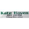 KateHaven Golf Course - Public Logo
