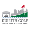 Front & Back at Lester Park Golf Course - Public Logo