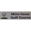 Minn-Iowa Golf Course Logo