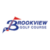 Brookview Golf Course Logo