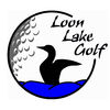 Loon Lake Public Golf Course - Public Logo