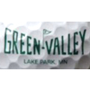 Green Valley Golf Course - Public Logo