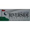 Lancaster Riverside Golf Course - Public Logo
