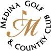 Medina Golf & Country Club - Par-3 Course Logo