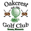 Oak Crest Golf Club - Public Logo
